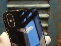 iPhone X, Bentley Edition!