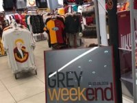 Galatasaray'da 'Grey Weekend' zamanı